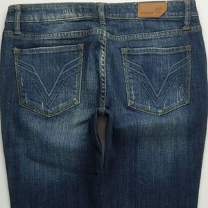 Vigoss Posen Skinny Jeans Juniors 7 Stretch  A225J